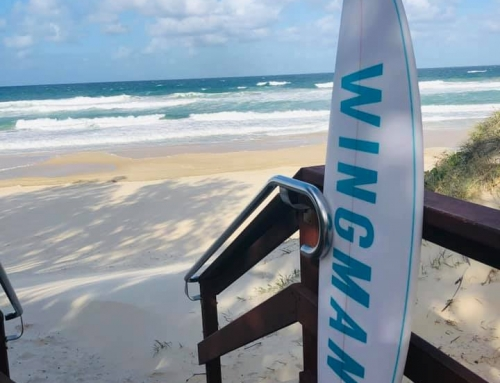 WINGMAN WORLD SURF LEAGUE COMPETITION