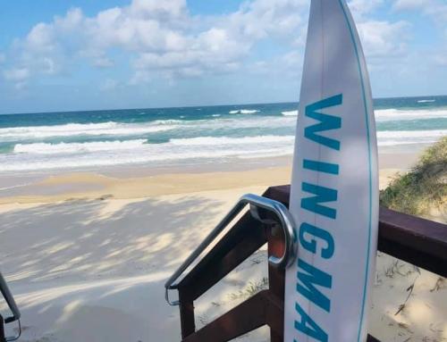 WINGMAN WORLD SURF LEAGUE COMPETITION