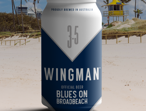 Blues On Broadbeach froths up own beer with Wingman alliance
